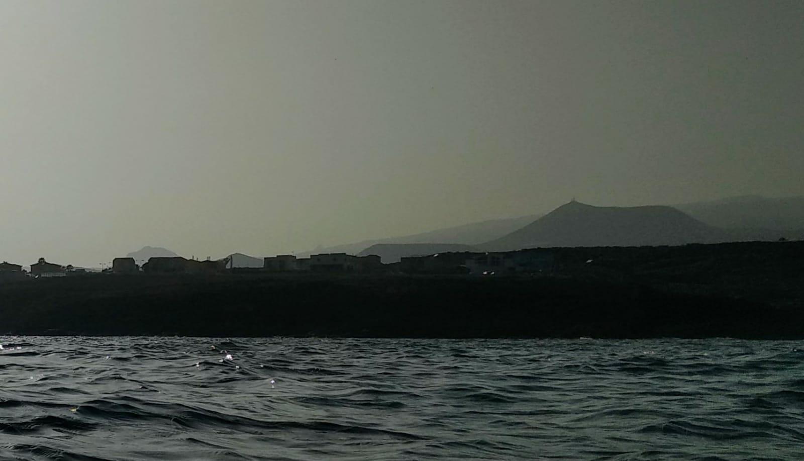 triangulando en el mar